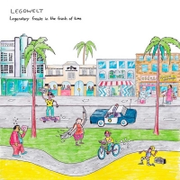 Legowelt - Legendary Freaks In The Trash Of Time  [Clone West Coast Series]